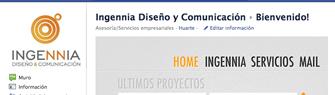 App para Facebook : Social Media Marketing : Ingennia Diseño y Comunicación