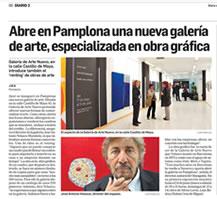 GAN Galería de Arte Nuevo : Comunicación : Ingennia Diseño y Comunicación