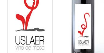 Restaurante Uslaer : Diseño Gráfico e Imagen Corporativa : Ingennia Diseño y Comunicación