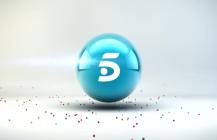 Nuevo logotipo de Telecinco